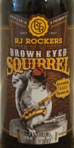 Brown Eyed Squirrel