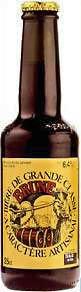 Bieère De Grande Classe Brune à Caractère Artisinal