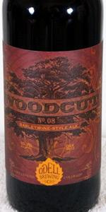 Woodcut No. 8 - Barleywine Oak Aged Barleywine