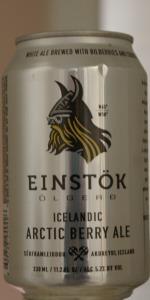Icelandic Arctic Berry Ale