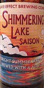 Shimmering Lake Saison