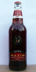 Double Maxim Premium Brown Ale