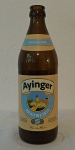 Ayinger Bräu Weisse