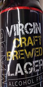 MADD Virgin Lager