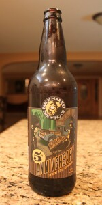 5th Anniversary Kentucky-Style Common Ale
