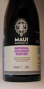 Imperial Coconut Porter