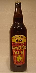 Siletz Arrowhead Amber