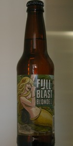 Fish Tale Full Blast Blonde Ale