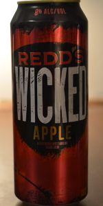 Redd's Wicked Apple Ale