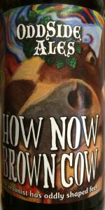 How Now Brown Cow Brown Ale
