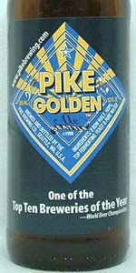 Pike Golden Ale