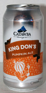 King Don's Original Pumpkin Ale