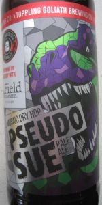 PseudoSue - Dry-Hopped With Mosaic