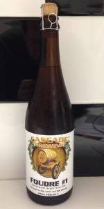 Cascade Foudre #1