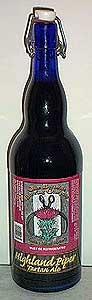 Highland Piper Tartan Ale