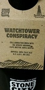 Watchtower Conspiracy