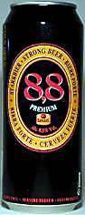 8,8 Premium Strong Beer