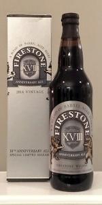 Firestone 18 - Anniversary Ale