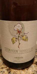 Cotton Blossom Farmhouse IPA