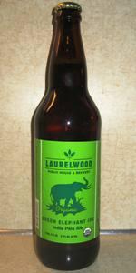 Organic Green Elephant