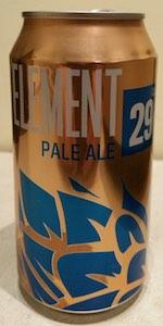 Element 29 Pale Ale