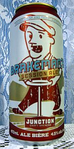 Brakeman's Session Ale
