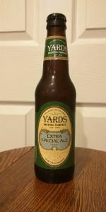 Extra Special Ale (ESA)