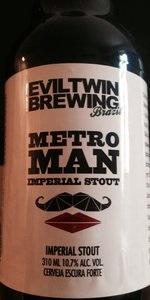 Evil Twin Brazil - Metro Man Imperial Stout