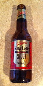 Bissinger's King Louie Winter Stout