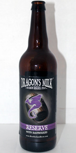 Dragon's Milk Reserve - Raspberries