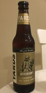 Jefferson's Golden Ale