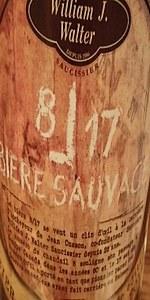 8/17 - Bière Sauvage