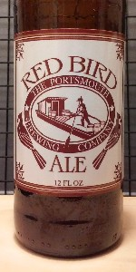 Portsmouth Brewing Red Bird Ale