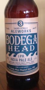 Bodega Head IPA