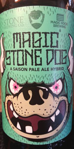 Brewdog / Stone Brewing / Magic Rock - Magic Stone Dog