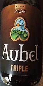Aubel Tripel