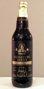 Signature Series Double Coffee Porter
