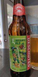 Just Tapped - Botanic Ale