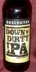 Down 'n' Dirty IPA