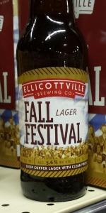 Fall Festival Lager