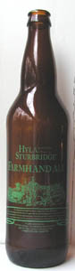 Hyland's Sturbridge Farmhand Ale