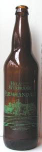 Hyland's Sturbridge Farmhand Ale