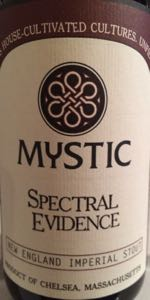 Spectral Evidence