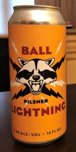 Ball Lightning Pilsner