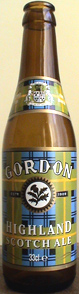Gordon Highland Scotch Ale (John Martin N.V.)