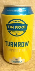 BEER INFO Brewed By: Tin Roof Brewing Company