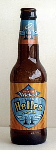 Pete's Wicked Helles Lager