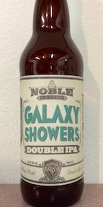 Galaxy Showers
