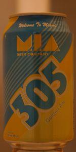 305 Golden Ale