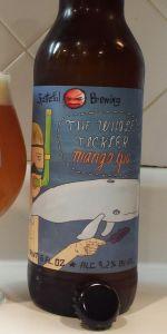 The Whale Tickler Mango IPA
